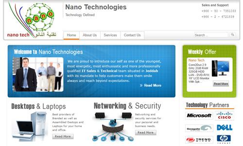 Nanotechnologies.com.sa
